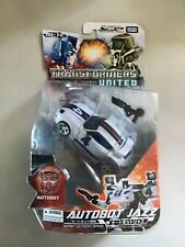 Tomy Takara Transformers United UN-12 Henkei Autobot Jazz