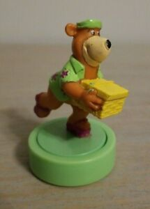 Vintage Yogi Bear Wendy's Kid's Meal Roller Toy (1990)