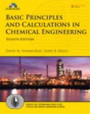 Basic Principles And Calculations In Chemical Engineering 8Th Ed Int'L Edition