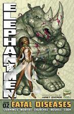ELEPHANTMEN Vol 2: Fatal Diseases (Image Comics - Paperback) 312 Pages NEW