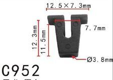20pcs Fit Audi VW Wheel Housing Lock Nut Grommets 811807577C,A0019884681