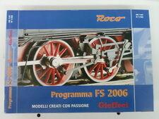 ROCO - CATALOGO PROGRAMMA FS 2006 - HO FS