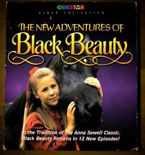 THE NEW ADVENTURES OF BLACK BEAUTY BOXED SET 6 VHS TAPE SET QUESTAR