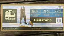 HODGMAN Redstone Chest Wader Insulated Breathable Size 7 MEN'S SIZE 8 WOMEN'S