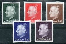 Monaco N° 992 -> 996 neufs **