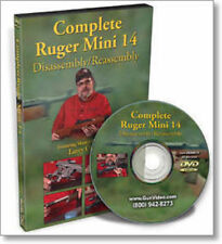 Complete Ruger Mini 14 Disassembly and Reassembly (DVD)