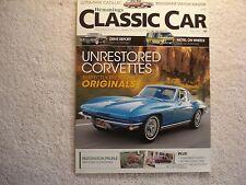 Classic Car 2011 May 1959 Oldsmobile Corvettes Cadillac 49 Ford Duesenberg J