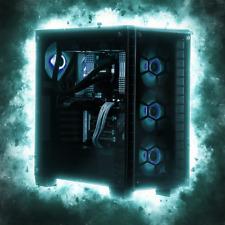 Windstorm Custom Gaming PC - i7-7700K, 16GB, 500GB NVMe + 2TB, Custom Built