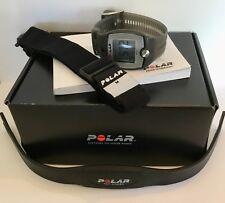 POLAR FT1 heart rate monitor RUNNING BIKE FITNESS TRAINING EQUIPMENT WORK OUT