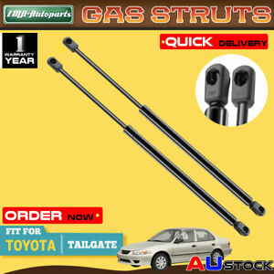 One Pair For Toyota Corolla Hatchback 2002-2007 NZE120 ZZE120 Tailgate Gas Strut