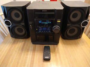 Sony Stereo HCD-RG40