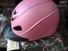 Troxel Liberty Low Profile Riding Helmet Pink Duratec New in Box Medium