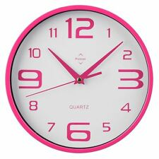Premier Housewares Wall Clocks with 12 Hour Display