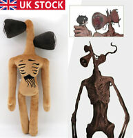 Siren Head Plush Figure Toy Soft Stuffed Long Doll Kids Christmas Best Gifts NEW