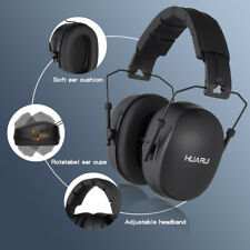 Shooting Ear Muffs Hearing Protection Hunting Safety Earmuffs Noise Reduction