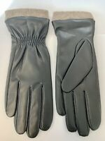Women's Winter PU Leather Gloves. New!