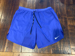 "Nike Flex Stride Men's 7"" 2-In-1 Running Athletic Shorts Size L Large CJ5471-430"