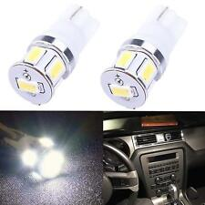 AllaLighting PC195 LED Instrument Panel Light Bulb,Rear Side Marker Bright White
