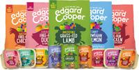 Cibo secco per cani Edgard & Cooper crocchette Grain Free BIO di Alta Qualità