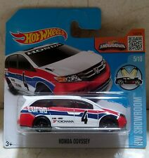 Hot Wheels HONDA ODYSSEY WRC Rally