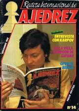 Revista Internacional de Ajedrez Nº 14. Noviembre 1988