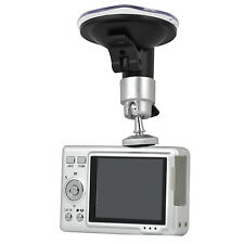 Car Camera Suction Mount Windscreen Bracket Stand Cyclist CCTV - By TRIXES