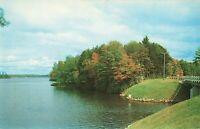 Postcard Spider Lake Wisconsin