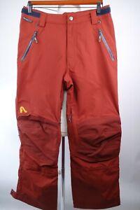 Flyflow Snowboard Ski Pants Waterproof Men Size Medium