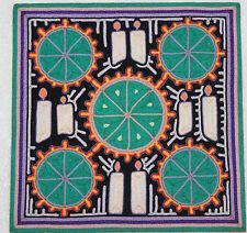 Huichol Yarn Painting 12x12 #12