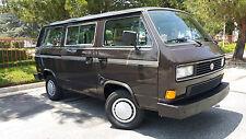 1987 Volkswagen Bus/Vanagon GL Standard Bus
