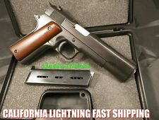 SALE NEW SP4 ITALY MOVIE PROP PISTOL REPLICA 1911 Hand Gun DEFENSE Training aid