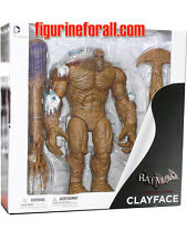 "Batman Arkham City CLAYFACE 13"" DELUXE Action Figure DC Collectibles HUGE NEW 14"