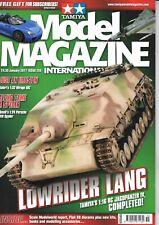 Tamiya Model 255 Jagdpanzer IV Flak 88 Diorama Revell Porsche 918 Spyder Mirage
