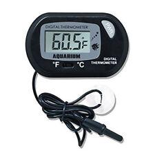 Garden aquarium Koi Coldwater FIsh DIgital LCD Thermometer Temperature Uk Seller