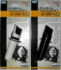 Bicycle Mountain Bike Cycle Smart city LED front light  7 LUX super slim  2012