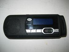 Pama Sigma Sun Visor Portable Bluetooth Wireless Handsfree BO2491