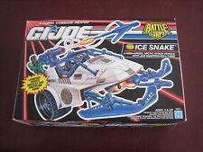 GI Joe Battle Corps Ice Snake vehicle NEW factory sealed
