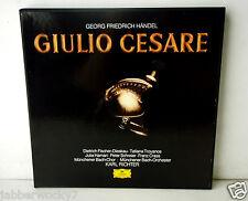 Georg Friedrich Handel GIULIO CESARE 4 Pcs / LPs and Book Box Set - Karl Richter