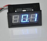 Mini DC 0-100V Blue Green Red LED panel Digital Voltmeter voltage tester meter