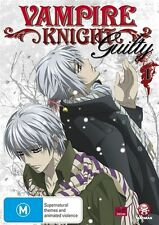 Vampire Knight Guilty : Season 2 : Vol 1 (DVD, 2011)-region 4--Free postage