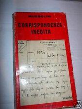"""MUSSOLINI - CORRISPONDENZA INEDITA - """"IL BORGHESE"""" 1972"""