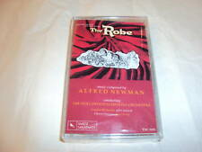 The Robe Alfred Newman FOX OST SoundTrack Cassette NEW