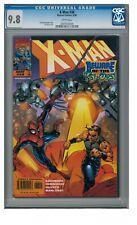 X-Man #38 (1998) Marvel Comics CGC 9.8 White Pages ZZ260