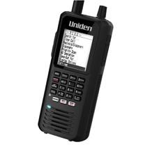 Uniden BCD436HP Handheld Digital Police Scanner Trunking P-25 Phase I & II TDMA