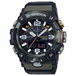 -NEW- Casio G-Shock Master of G Mudmaster Watch GGB100-1A3