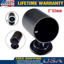 "2"" 52mm Universal Single Gauge Holder Swivel Mount Meter Pod Cup Us"