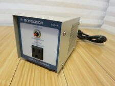 B&K PRECISION 1604A Isolation Transformer, Out 117 to 124 V