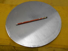 "2014 ALUMINUM ROUND STOCK flat plate rod bar 13"" dia x 5/8"" OAL SUPERIOR USA"