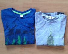 M&S Scout 2tlg Langarm T-shirt Gr.98 104