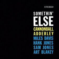 Cannonball Adderley - Somethin Else [New Vinyl LP] Bonus Track, Colored Vinyl, L
